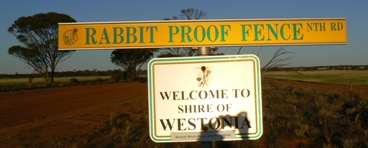 Rabbit Proof Fence North Road